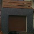 Obklad fasády z břidlice