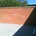 Zhotovení oplocení a venkovní dlažby RD Hrabová