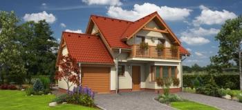 Rodinný dům Klassik 156